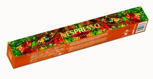 Nespresso packaging